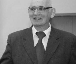 Odszedł Profesor dr hab. inż. Witold Wacławek
